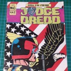 Cómics: COMIC MC JUDGE DREDD 6. Lote 294108478