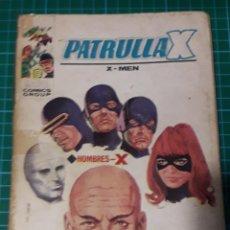Cómics: COMIC VERTICE PATRULLA X X-MEN 1. Lote 294110618