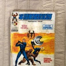 Cómics: LOS 4 FANTASTICOS, NUMERO 27, EDICION ESPECIAL, AÑO 1970, ( VERTICE). Lote 294504453