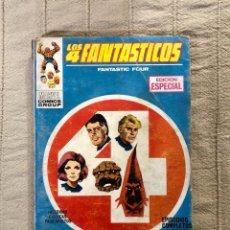 Cómics: LOS 4 FANTASTICOS, NUMERO 11, EDICION ESPECIAL, AÑO 1969 (VERTICE). Lote 294504693