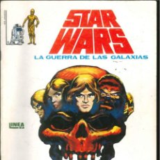 Cómics: STAR WARS LA GUERRA DE LAS GALAXIAS LINEA 83 VÉRTICE MARVEL NÚMERO 1. Lote 294810638