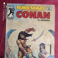 Cómics: RELATOS SALVAJES. VOL.1 Nº 51. CONAN EL BARBARO. VÉRTICE.. Lote 295371263