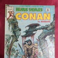 Cómics: RELATOS SALVAJES. VOL.1 Nº 79. CONAN EL BARBARO. VÉRTICE.. Lote 295372048