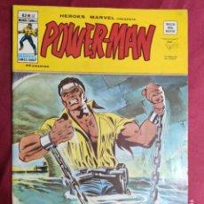 Fumetti: HEROES MARVEL. VOL 2. Nº 32. POWER-MAN. VÉRTICE.. Lote 295376833