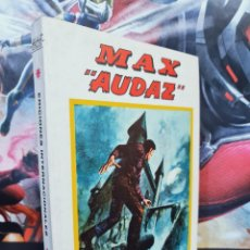 Cómics: EXCELENTE ESTADO MAX AUDAZ 3 EDICIONES INTERNACIONALES ESPECIAL TACO COMICS VERTICE. Lote 295400058