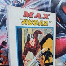 Cómics: MUY BUEN ESTADO MAX AUDAZ 4 EDICIONES INTERNACIONALES ESPECIAL TACO COMICS VERTICE. Lote 295400303