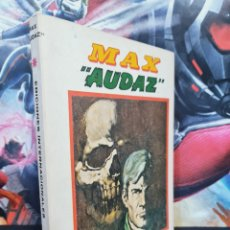 Cómics: EXCELENTE ESTADO MAX AUDAZ 6 EDICIONES INTERNACIONALES ESPECIAL TACO COMICS VERTICE. Lote 295400528