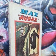 Cómics: CASI EXCELENTE ESTADO MAX AUDAZ 7 EDICIONES INTERNACIONALES ESPECIAL TACO COMICS VERTICE. Lote 295400618