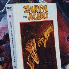 Cómics: CASI EXCELENTE ESTADO ZARPA DE ACERO 1 EDICIONES INTERNACIONALES ESPECIAL TACO COMICS VERTICE. Lote 295403663