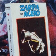 Cómics: EXCELENTE ESTADO ZARPA DE ACERO 2 EDICIONES INTERNACIONALES ESPECIAL TACO COMICS VERTICE. Lote 295406023