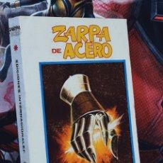 Cómics: CASI EXCELENTE ESTADO ZARPA DE ACERO 2 EDICIONES INTERNACIONALES ESPECIAL TACO COMICS VERTICE. Lote 295406168