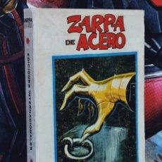 Cómics: MUY BUEN ESTADO ZARPA DE ACERO 4 EDICIONES INTERNACIONALES ESPECIAL TACO COMICS VERTICE. Lote 295406463