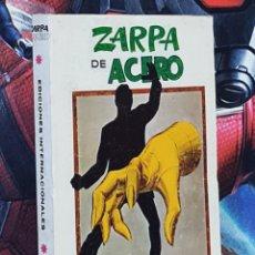 Cómics: CASI EXCELENTE ESTADO ZARPA DE ACERO 5 EDICIONES INTERNACIONALES ESPECIAL TACO COMICS VERTICE. Lote 295406698