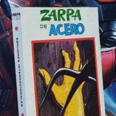 Cómics: MUY BUEN ESTADO ZARPA DE ACERO 8 EDICIONES INTERNACIONALES ESPECIAL TACO COMICS VERTICE. Lote 295407373