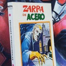 Cómics: EXCELENTE ESTADO ZARPA DE ACERO 9 EDICIONES INTERNACIONALES ESPECIAL TACO COMICS VERTICE. Lote 295407613