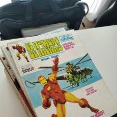 Cómics: (VERTICE -V.1) EL HOMBRE DE HIERRO - Nº. 14- MBE.-. Lote 295421808