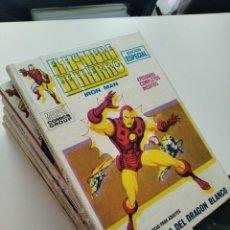 Cómics: (VERTICE -V.1) EL HOMBRE DE HIERRO - Nº. 18.- BE.-. Lote 295422823