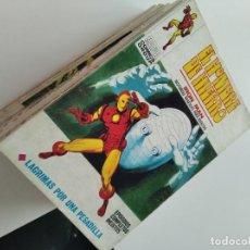 Cómics: (VERTICE -V.1) EL HOMBRE DE HIERRO - Nº. 22- BE.-. Lote 295424393