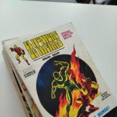 Cómics: (VERTICE -V.1) EL HOMBRE DE HIERRO - Nº. 23.- BE.-. Lote 295426968