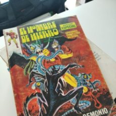 Cómics: (VERTICE -V.1) EL HOMBRE DE HIERRO - Nº. 20.- BE.-NORMAL USO. Lote 295432108