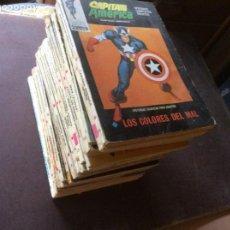 Cómics: SPIDER- CAPITÁN AMERICA.....TACO 19 TITULOS. Lote 295435648