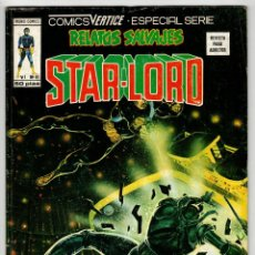 Cómics: RELATOS SALVAJES STAR-LORD V1 Nº 61 (VERTICE 1979). Lote 295453513