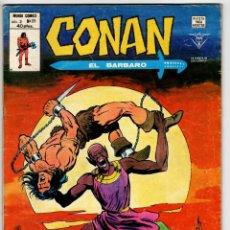 Cómics: CONAN V2 Nº 35 (VERTICE 1980). Lote 295459523