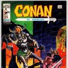 Cómics: CONAN V2 Nº 28 (VERTICE 1979). Lote 295459648