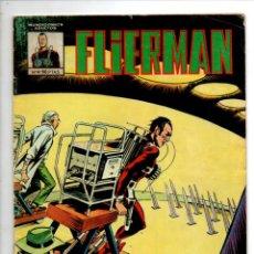 Cómics: FLIERMAN Nº 4. LA RAMPA MORTAL. MUNDICOMICS 1991, EDICIONES VERTICE. Lote 295493878