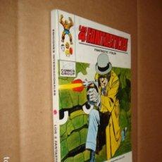 Cómics: LOS 4 FANTÁSTICOS 40: EL TOTEM VIVIENTE, 1973, VERTICE, MUY BUEN ESTADO. Lote 295528053