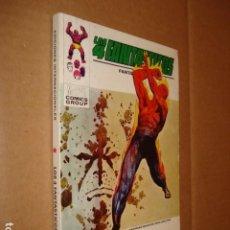 Cómics: LOS 4 FANTÁSTICOS 53: LA DECISIÓN, 1973, VERTICE, MUY BUEN ESTADO. Lote 295529108