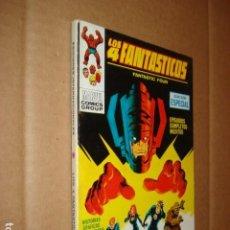Cómics: LOS 4 FANTÁSTICOS 24, 1971, VERTICE, MUY BUEN ESTADO. Lote 295710543