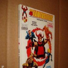 Cómics: LOS 4 FANTÁSTICOS 16: EL TEMIDO DIABLO, 1970, VERTICE, MUY BUEN ESTADO. Lote 295713778