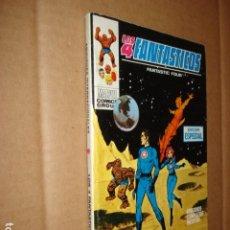 Cómics: LOS 4 FANTÁSTICOS 7: MISTERIO EN LA LUNA, 1970, VERTICE, MUY BUEN ESTADO. Lote 295714163