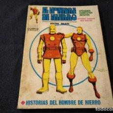 Cómics: EL HOMBRE DE HIERRO Nº21 HISTORIA DEL HOMBRE DE HIERRO BASTANTE USADO Y CON PÁGINAS DESPEGADAS. Lote 295785248
