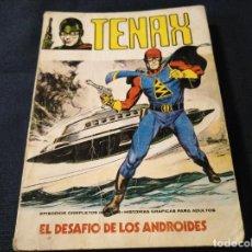 Cómics: TENAX EL DESAFÍO DE LOS ANDROIDES. Lote 295786028