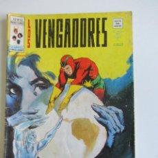 Cómics: LOS VENGADORES VOL. 2 II Nº 33 - PRIMERA SANGRE 1974 MUNDI-COMICS VÉRTICE ETX LV. Lote 295969428