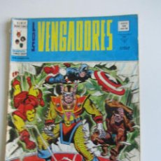 Cómics: LOS VENGADORES VOL. 2 II Nº 28 1974 MUNDI-COMICS VÉRTICE ETX LV. Lote 295971373