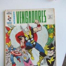Cómics: LOS VENGADORES VOL. 2 II Nº 25 1974 MUNDI-COMICS VÉRTICE ETX LV. Lote 295972028