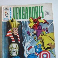 Cómics: LOS VENGADORES VOL. 2 II Nº 18 MUNDI-COMICS VÉRTICE ETX LV. Lote 295974078