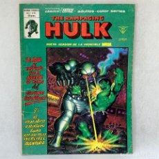 Cómics: THE RAMPAGING HULK - VOLUMEN 1 - NÚMERO 12 - COMICS VÉRTICE - MUNDI COMICS. Lote 296965198