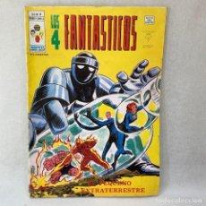 Cómics: LOS 4 FANTÁSTICOS V.3 - Nº12 - EL PEQUEÑO EXTRATERRESTRE - MUNDI COMICS - AÑO 1978 - VÉRTICE. Lote 297017678