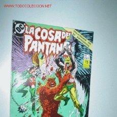 Cómics: LA COSA DEL PANTANO Nº 7 (DE 12) - MAXISERIE. Lote 766299
