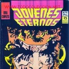 Cómics: JOVENES ETERNOS. OBRA COMPLETA. Lote 27186977