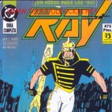 Cómics: THE RAY. OBRA COMPLETA. Lote 27186982