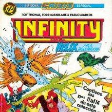 Cómics: INFINITY INC. Nº 11 AL 14. Lote 53743691