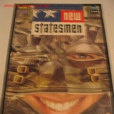 Cómics: NEW STATESMEN, LOS NUEVOS DIOSES. Nº 3 DE 5. NORMA EDITORIAL. EDICIONES ZINCO . Lote 23918293