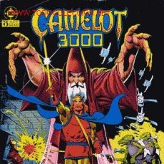 Cómics: CAMELOT 3000-PREMIOS HAXTUR- BOLLAND- OBRA MAESTRA COMPLETA 9 Nº. SUELT CONSULTAR CAJA 14-196 Y 189. Lote 26386094