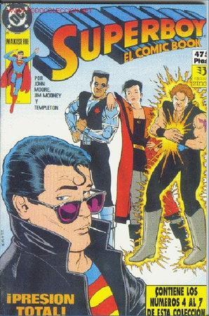 SUPERBOY RETAPADO, Nº2 (Tebeos y Comics - Zinco - Retapados)