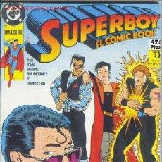 Cómics: SUPERBOY RETAPADO, Nº2. Lote 27185696
